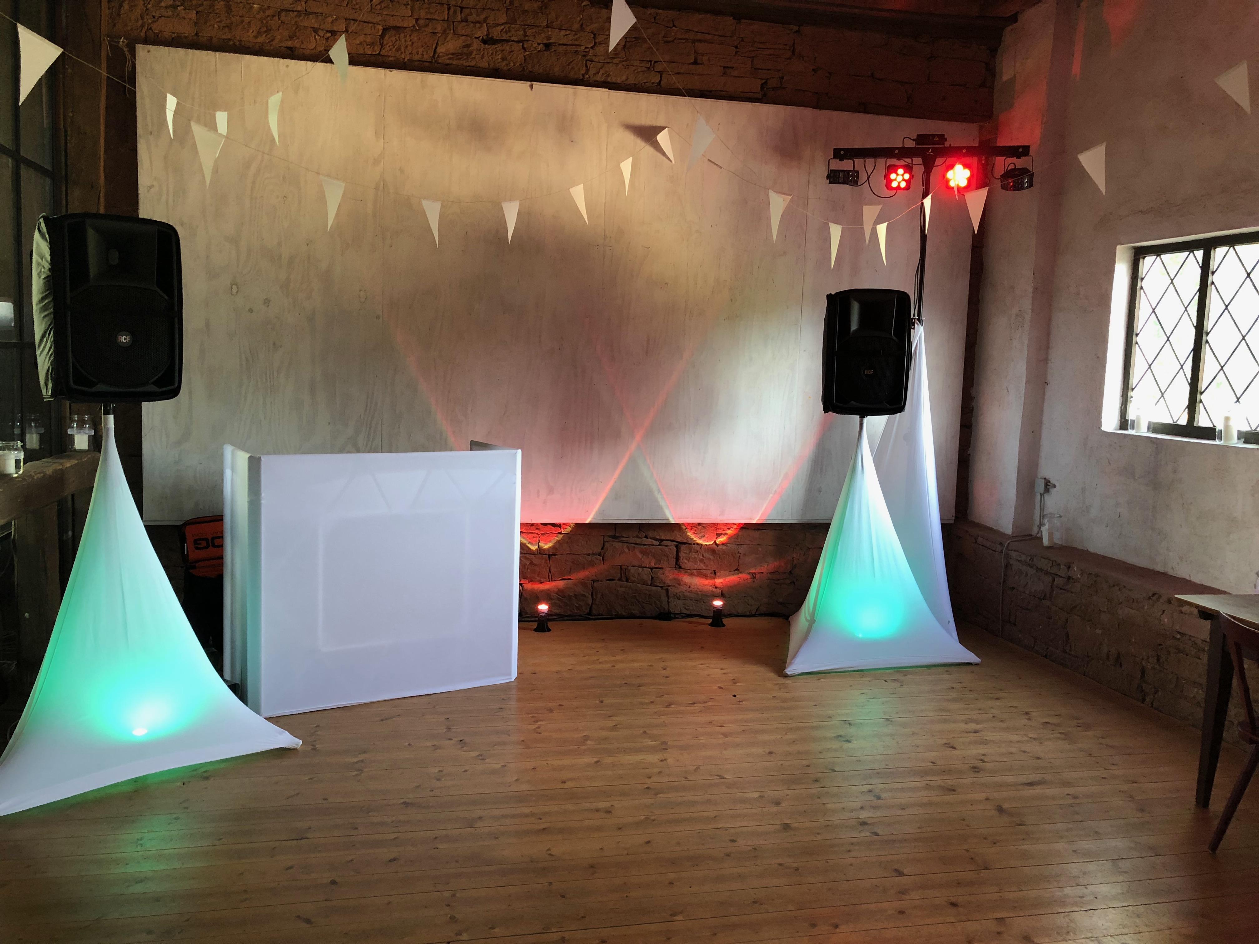 Technikpaket Wedding